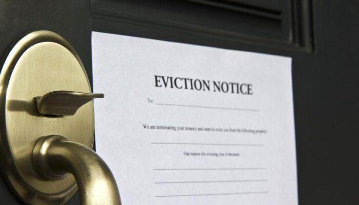 California eviction moratorium